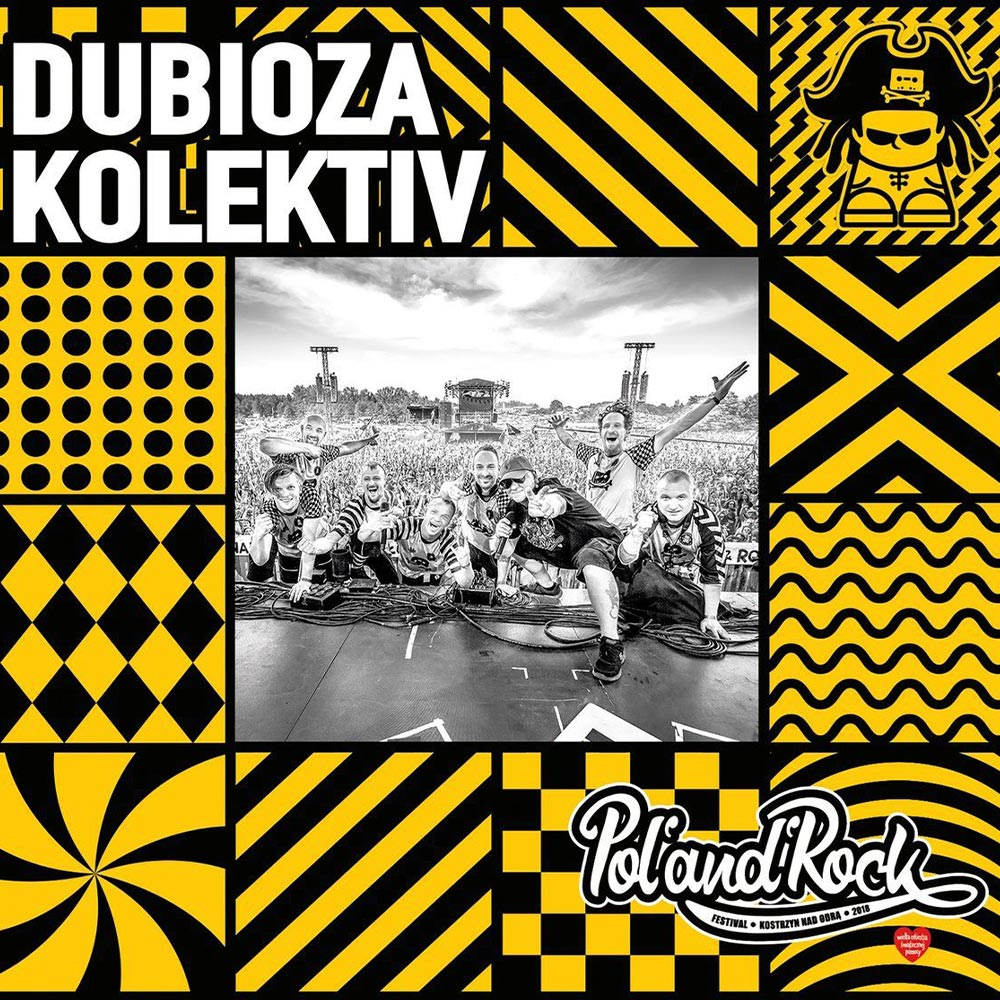 Live at Pol'and'Rock Festival 2018